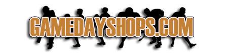Gameday Shops Website
