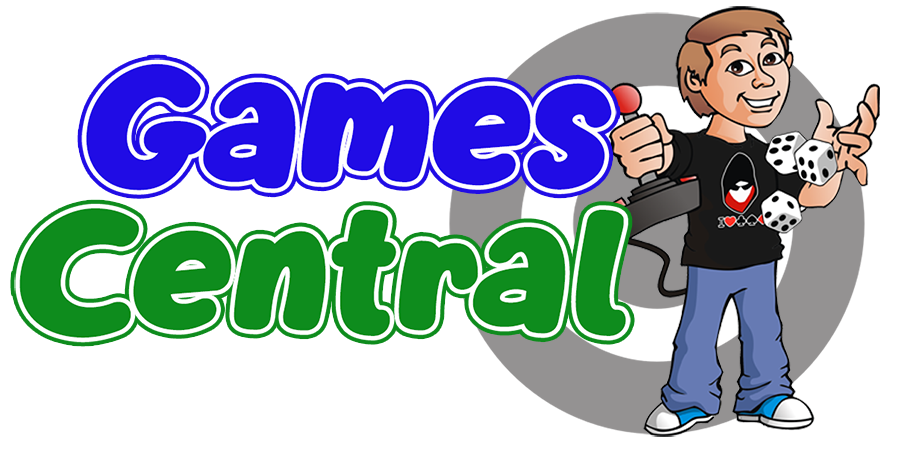 Games Central website all about games